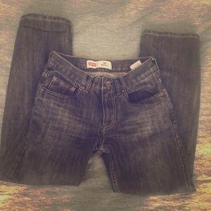 Levi's Boy Jeans 505 Regular 12